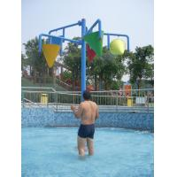 Quality Blue Swimming Pool Toys Stainless Steel Style Aqua Play For Kids And Adult for sale