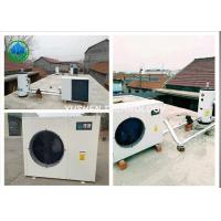 Quality High Temperature Home Air Source Heat Pump Cooling And Heating Function for sale
