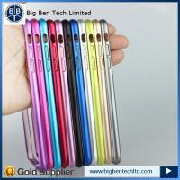 "Quality Ultra thin Metal Bumper Case Aluminum Frame For iphone 6 plus 5.5"", 10 colors for sale"