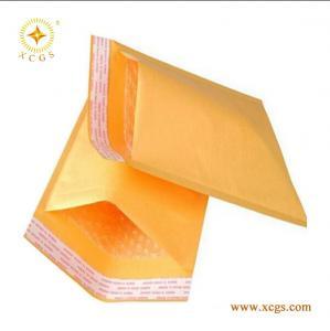 China Custom Printed Kraft Bubble Mailing Envelope on sale