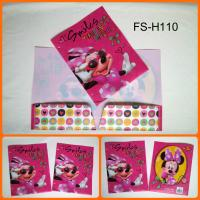 Quality A4 size PP File Folder with Disney Design Printing for sale