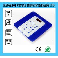 Quality Blue color digital bathroom scale for sale