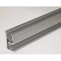 Quality Silver Solar Roof Mounting Rail With Anodized AL600-T5 Aluminum for sale