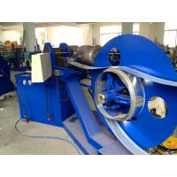 Quality 1200 mm Max Unwinding Diameter Spiral Tube Forming Machine for Air Condition Field for sale