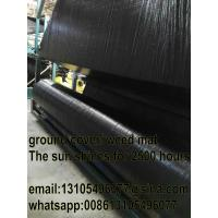 Quality Agricultural pp woven weed mat/weed barrier mat/all new material 70GSM 80GSM for sale