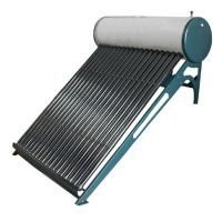 China Non pressure solar water heater on sale