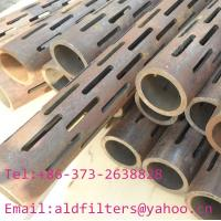 Quality slot screen pipes for sale
