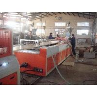 Quality Plastic Machine PVC Cabinet Board Extruder Extruding Line (SJSZ) for sale