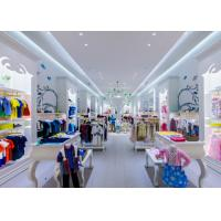 Buy Kids Shop Display Furniture / Retail Apparel Fixtures Lovely Elegant Style at wholesale prices