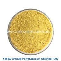 Quality Polyaluminum Chloride PAC For Drinking Water Treatment for sale