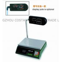 Quality price computing scale with tower for sale