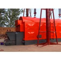 China wood biomass coal fired hot water tube steam boiler for Laundry on sale