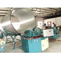 Quality F1600 Spiral Tube Bender Machine with Cold Bending for HAVC Air Duct , Tube  , Pipe for sale