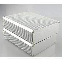 Quality Waterproof Aluminum Extruded Shapes Powder Painted Aluminum Connection Box for sale