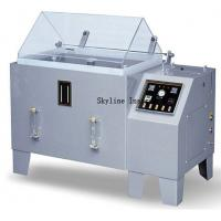 Buy cheap Professional Environmental Test Chamber 110L PVC Salt Spray Test Equipment from wholesalers