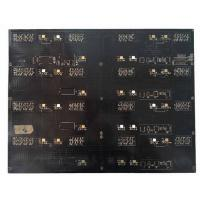 Buy cheap 6-Layer Black for LED Display Screen PCB FR4 Multi-Layer Printed Circuit Board from wholesalers