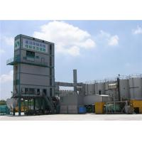 Quality Bitumen Mixer Asphalt Plant Equipment , PM 5.28mg / M3 Asphalt Production Plant for sale