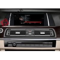 Quality Capasitive Screen Bmw 5 Series Sat Nav , 10.1 Inch Android Car Stereo Wince System for sale