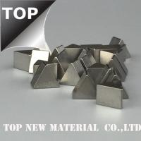 Quality Cobalt Chrom Alloy Stellite Stellite Saw Tips Powder Metallurgy Processing for sale