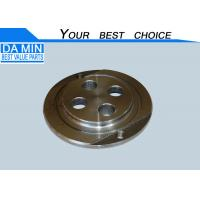 Buy cheap Six Holes Plate / ISUZU Auto Parts 1513810100 For ISUZU CXZ Trunnion Shaft Circular And Flat from wholesalers