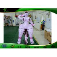 China 3 m Inflatable Animal Sex Toys With PVC  ,  Inflatable Giant Cat For Decoration on sale