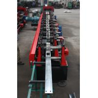 China C Purlin Roll Forming Machine Plc Light Steel Framing Cold Roll Forming Machine on sale