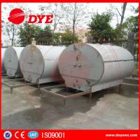 Quality Large Milk Transport Tank For Milk Processing Factory And MCP for sale