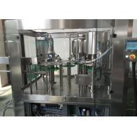 China Water Bottle Plant Drinking Water Filling Machine , CE Bottled Water Equipment on sale