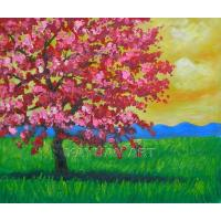 Quality 2012 new flower painting interior decor for sale