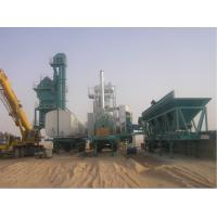 Quality 7 Standard Trucks Mobile Asphalt Plant Variable Installation Options for sale