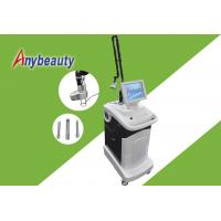 Quality 30w RF Tube Vertical Co2 Fractional Laser Wrinkle Removal Treatment for sale