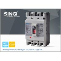 Quality Residential Electric Moulded Case Circuit Breaker with overcurrent protection for sale