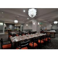 Quality Luxury Commercial Restaurant Furniture , Restaurant Lounge Furniture for sale