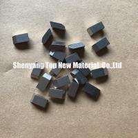 Quality Stellite Material Log / Frozen Wood Cutter Tool Teeth High Temperature Resistance for sale