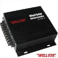 Quality Wellsee Wind/Solar Hybrid Light Controller (WS-WSC 10A) for sale