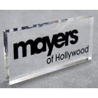 Quality wall mounted acrylic logo signs,plexiglass logo sign for sale