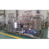 Quality Juice Food Sterilization Equipment for sale