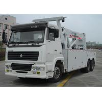 Quality Road wrecker and Breakdown Recovery Truck XZJ5250TQZZ for accidents and parking violations for sale