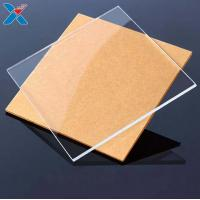 China High Transparency Acrylic Gifts Cards Invitation Box Polycarbonate Sheet Plastic Glass on sale