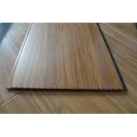 Quality Decorative Wall Panels Interior Wood Effect Laminate Sheets 25cm Width for sale