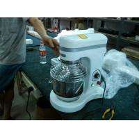Buy Counter Top Stand Mixer 5 Liter For Cream Mixer with Guard Stainless Steel Bowl at wholesale prices