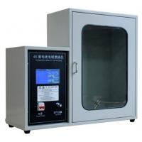Quality ISO 6722 Fire Testing Equipment Automotive Single Core Wire / Cable Flammability Testing Equipment for sale