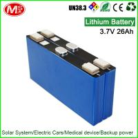 China Long life cycle lifepo4 battery OEM rechargeable battery Pack for Medical device on sale