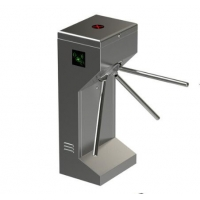 Quality Office 2x20 LCD RS485 Bi Directional ESD Tripod Turnstile for sale