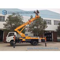 Quality JMC Chassis High Altitude Operation Truck  4x2 20m Telescopic Work Platform for sale