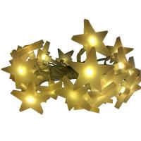 Quality Frost star battery led string for sale