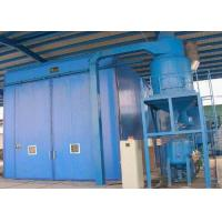 Quality Customized Sandblasting Room Surface High Pressure Cleaner Large Scale for sale