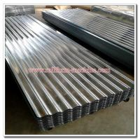 Quality Galvanized Iron Gl Roof Sheet / Galvalume Corrugated Roofing Sheets for sale