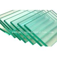 Buy 15mm clear float glass with CE and ISO9001 certificate high quality clear glass at wholesale prices