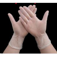 Quality Textured Disposable Exam Gloves , Powder Free Disposable Latex Gloves for sale